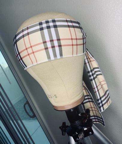 Burberry Head Scarves