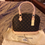Alma BB Louis Vuitton Handbag