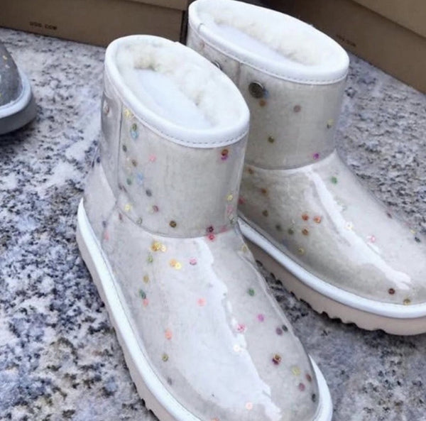 UGG Waterproof Boots -White