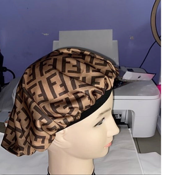 FF Bonnet -Brown