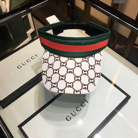 Gucci Visor -White