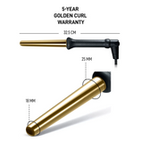 The Golden Curler (25-18mm)