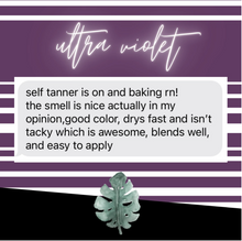 Load image into Gallery viewer, Ultra Violet Self Tanner