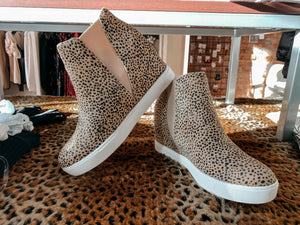 Lure Cheetah Sneakers by Matisse
