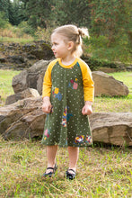 Load image into Gallery viewer, Reglan Floral Dot Dress