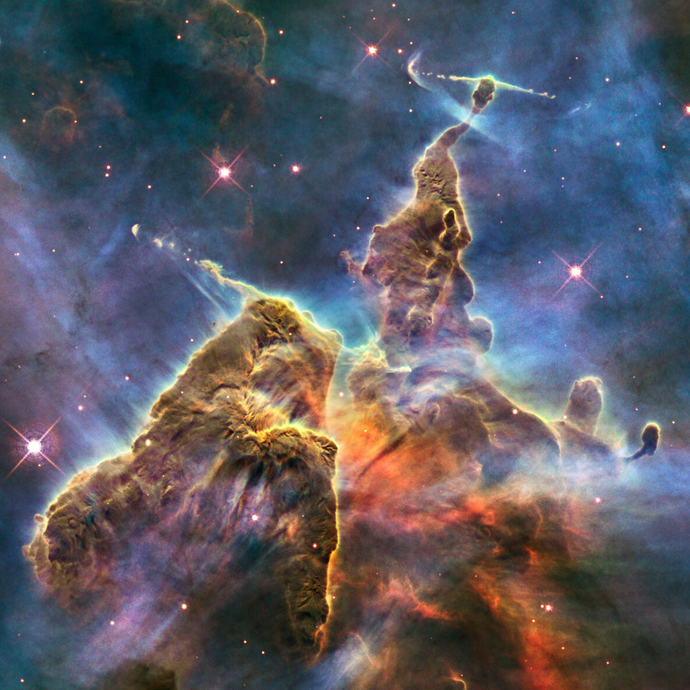 Top 5 Most Beautiful Nebulae in the Universe