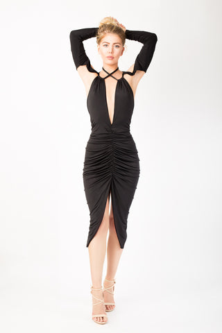 VVX sleeve dress