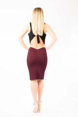 strip multiway skirt