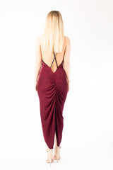 Reversable VV Dress
