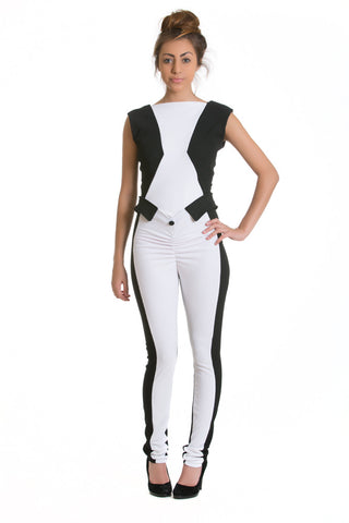 Cwtchy Cwtchy Original Panel Collar Veggings™