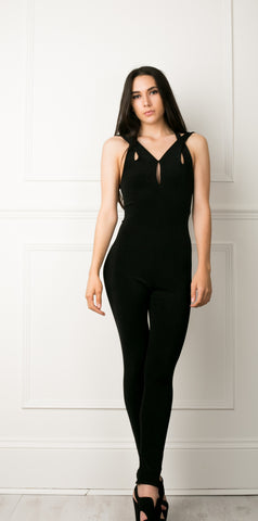 Reticent jumpsuit
