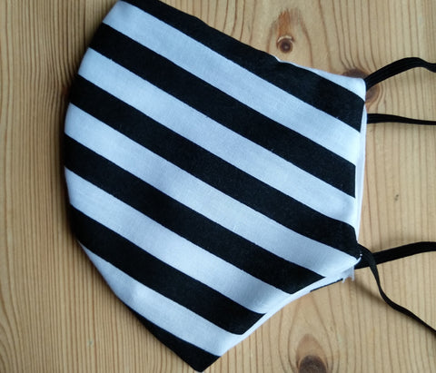 Chevron Reversible Face Mask