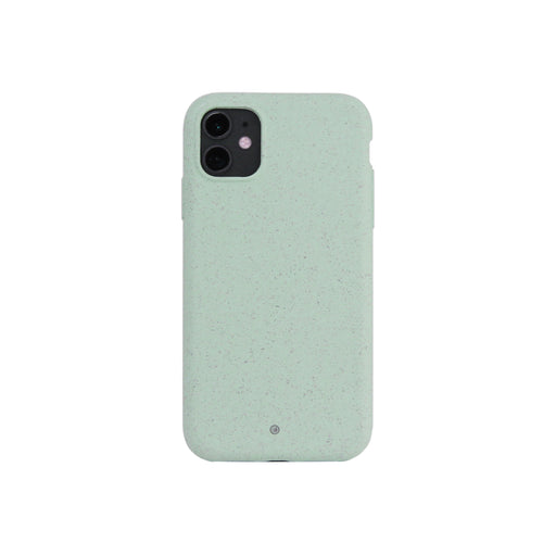 100 % Compostable Case for iPhone XR/11 | Ocean Green