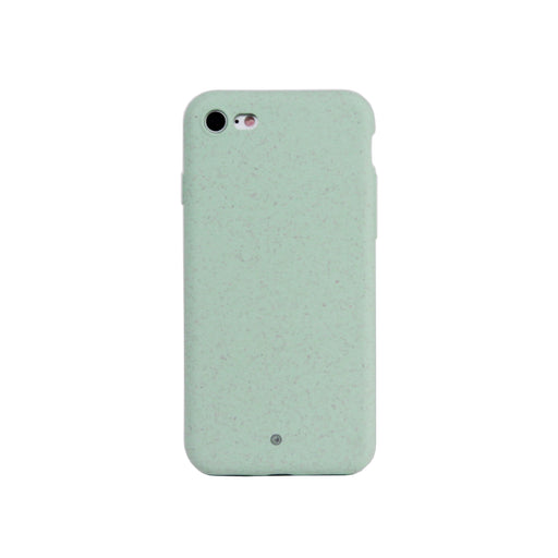100 % Compostable Case for iPhone 7/8/SE | Ocean Green