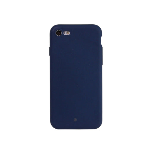 100 % Compostable Case for iPhone 7/8/SE | Blueberry Blue