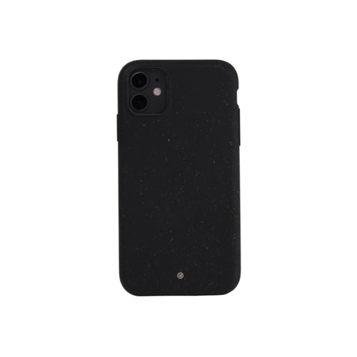 100 % Compostable Case for iPhone XR/11 | Outer Space Black