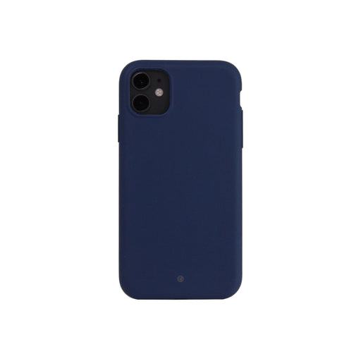 100 % Compostable Case for iPhone XR/11 | Blueberry Blue