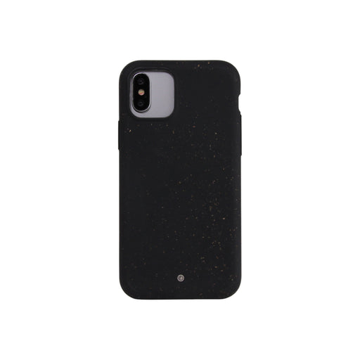 100 % Biodegradable Case for iPhone X/XS/11 Pro | Outer Space Black
