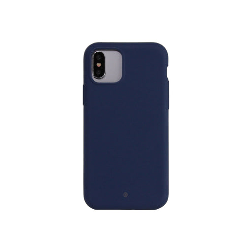 100 % Biodegradable Case for iPhone X/XS/11 Pro | Blueberry Blue
