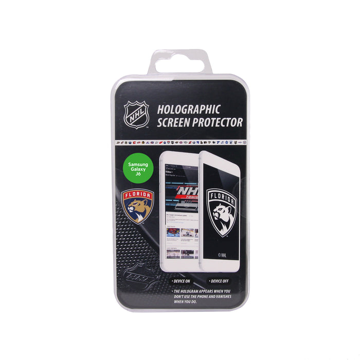 Florida Panthers Holographic Screen Protector