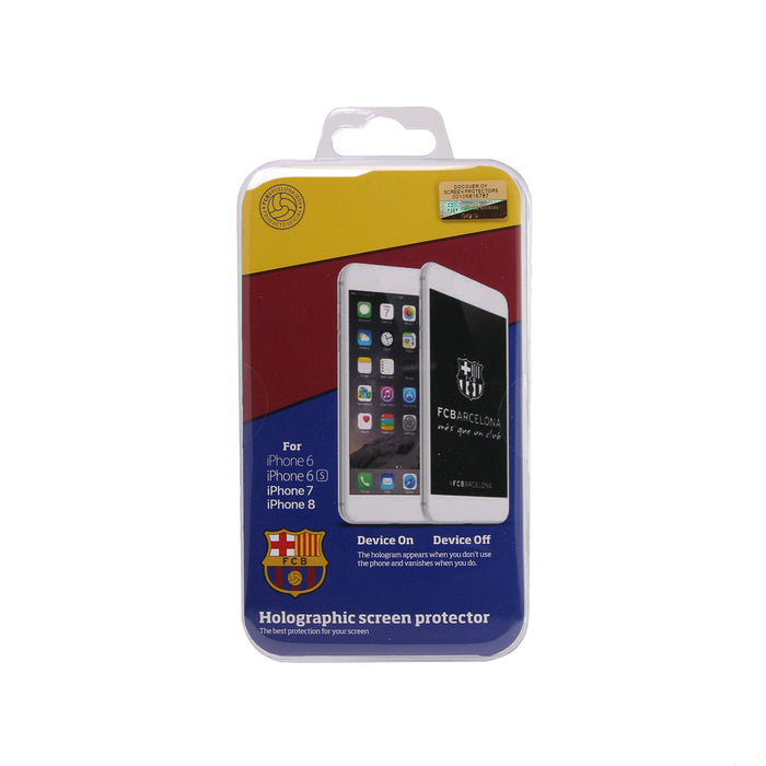 FC Barcelona Holographic Screen Protector