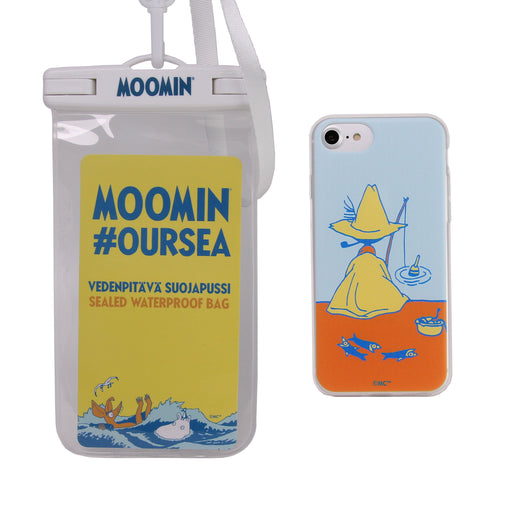 Eco-Friendly Soft case Snufkin + waterproof bag