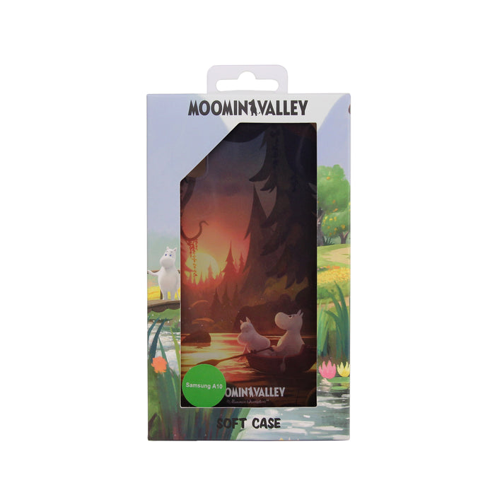Moomin Valley Soft Case Sunset