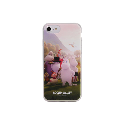 Moomin Valley Soft Case Family