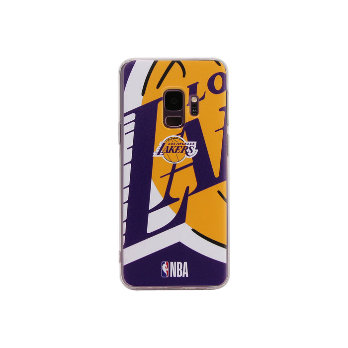 Los Angeles Lakers Team Logo Official NBA Soft Case phone protector