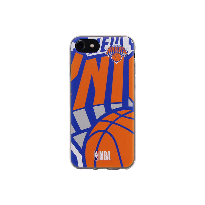 New York Knicks Team Logo Official NBA Soft Case phone protector Sale