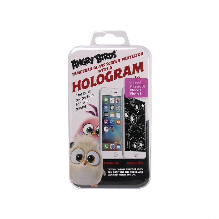 Angry Birds Hatchling holographic screen protector