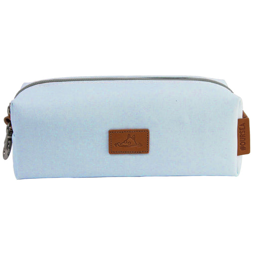 Sing - Eco-Friendly Canvas Bag (Light blue)