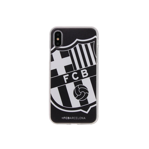 FC Barcelona Soft Case Black