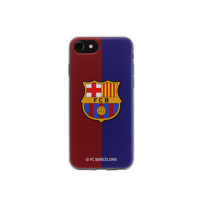 FC Barcelona Soft Case Red / Blue