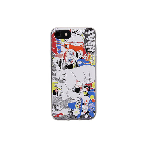 Moomin Classic 2 Soft Case Family