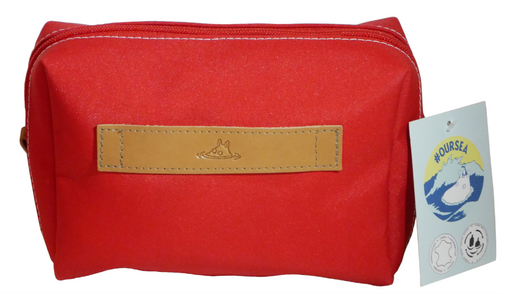 Song - Eco-Friendly Canvas Bag (Red)
