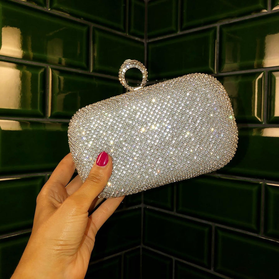 The Crystal Clutch