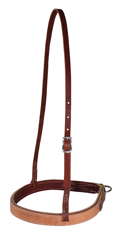 Reinsman Herman Oak Harness Noseband 7777