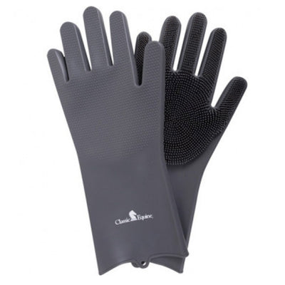 Classic Equine Wash Gloves - Assorted Colours
