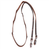 "Martin Saddlery Blood Twist 5/8"" Barrel Reins"