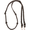"Martin 1"" Braided Nylon Barrel Reins - Black"