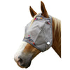 Cashel Crusader Fly Mask Standard - Hot Leaf Camo