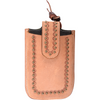 Martin Saddlery Smart Phone Holder - Natural Roughout
