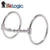Classic Equine Professional Series Twisted Snaffle O Ring