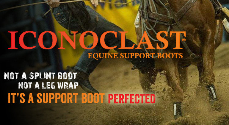 Iconoclast Support Boots