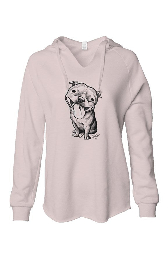 Beaming Bully - Women's Lightweight Hoodie