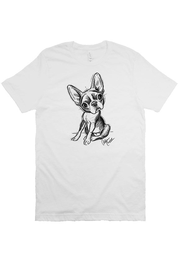 Nola the Bostie Premium Tee