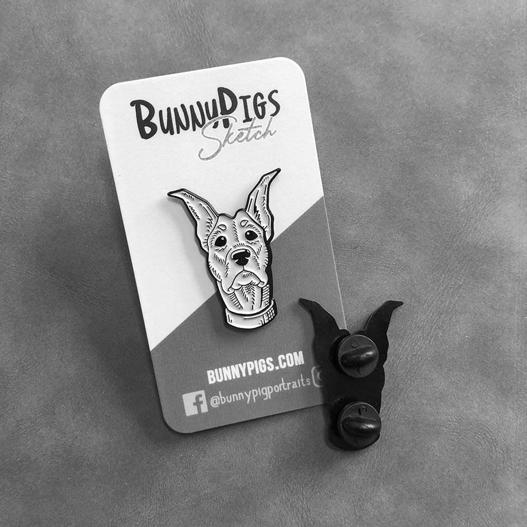 Doberman Pin