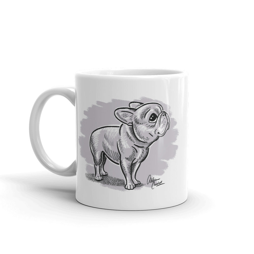 Frenchie Mug 2