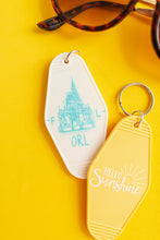 Load image into Gallery viewer, Castle | Motel Keychain